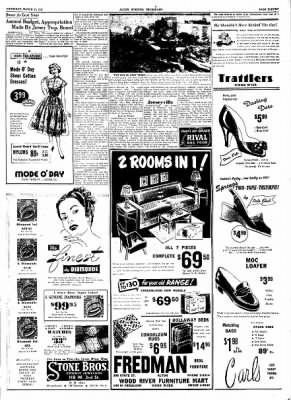 Alton Evening Telegraph from Alton, Illinois on March 27, 1952 · Page 11