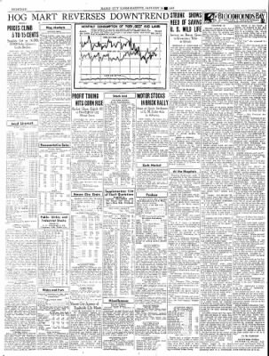 Globe-Gazette from Mason City, Iowa on January 14, 1937 · Page 58