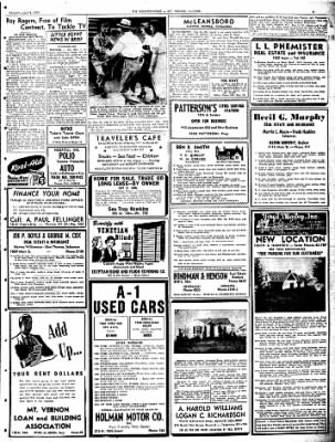 Mt. Vernon Register-News from Mt Vernon, Illinois on July 6, 1951 · Page 9