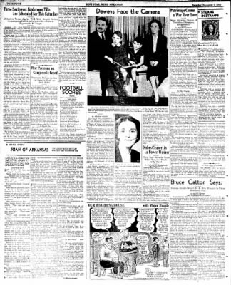 Hope Star from Hope, Arkansas on November 4, 1939 · Page 4