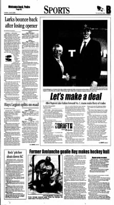 The Hays Daily News from Hays, Kansas on June 29, 2006 · Page 9