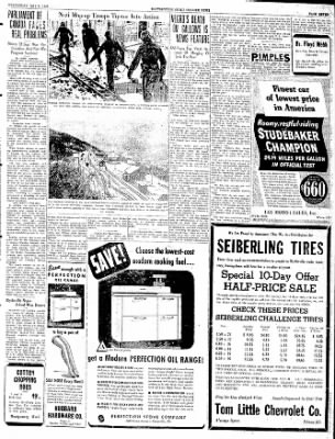 The Courier News from Blytheville, Arkansas on May 8, 1940 · Page 7