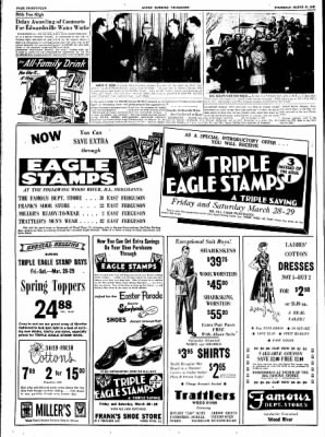 Alton Evening Telegraph from Alton, Illinois on March 27, 1952 · Page 34