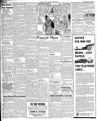Hope Star from Hope, Arkansas on February 16, 1942 · Page 4