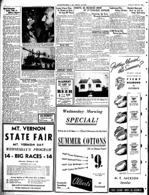 Mt. Vernon Register-News from Mt Vernon, Illinois on July 10, 1951 · Page 2
