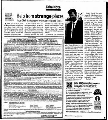 The Hays Daily News from Hays, Kansas on September 22, 2002 · Page 58