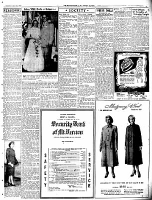 Mt. Vernon Register-News from Mt Vernon, Illinois on July 10, 1951 · Page 9