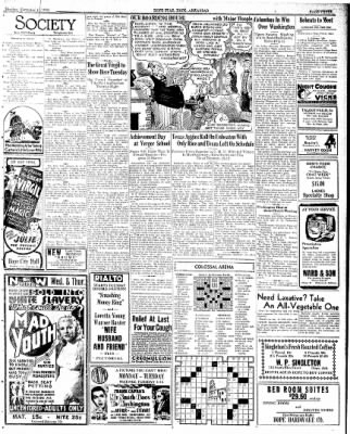 Hope Star from Hope, Arkansas on November 13, 1939 · Page 3