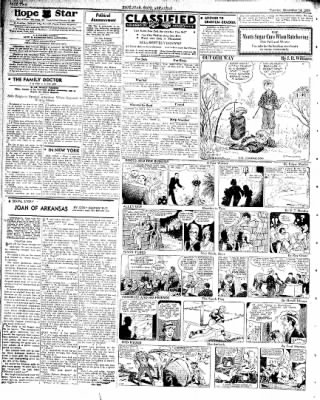 Hope Star from Hope, Arkansas on November 14, 1939 · Page 2
