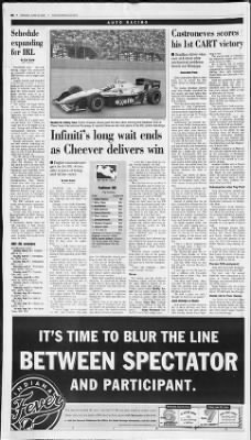 The Indianapolis Star from Indianapolis, Indiana on June 19, 2000 · Page 32