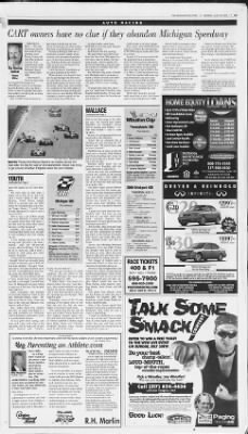 The Indianapolis Star from Indianapolis, Indiana on July 24, 2000 · Page 21