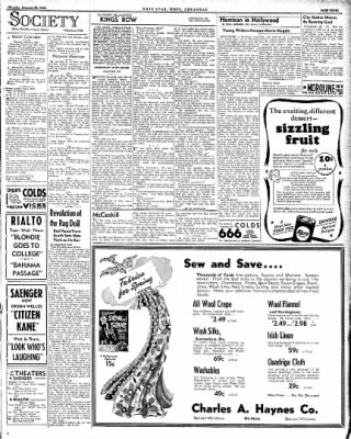 Hope Star from Hope, Arkansas on February 24, 1942 · Page 3