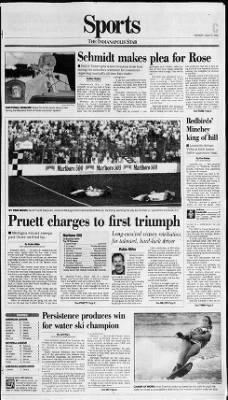 The Indianapolis Star from Indianapolis, Indiana on July 31, 1995 · Page 9