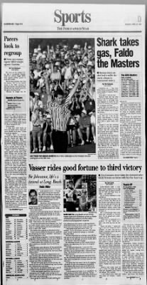The Indianapolis Star from Indianapolis, Indiana on April 15, 1996 · Page 23