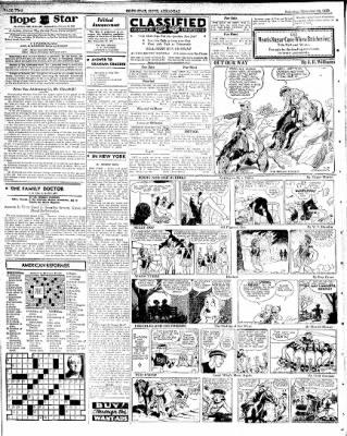 Hope Star from Hope, Arkansas on November 18, 1939 · Page 2