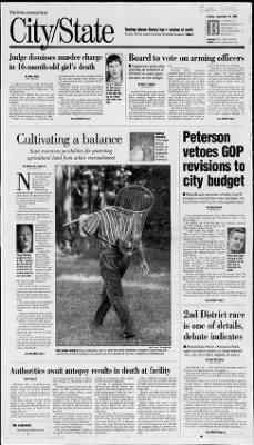 The Indianapolis Star from Indianapolis, Indiana on September 26, 2000 · Page 11