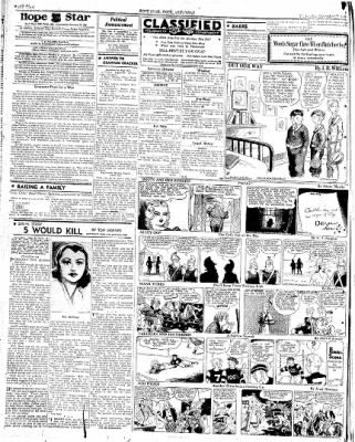 Hope Star from Hope, Arkansas on November 22, 1939 · Page 2