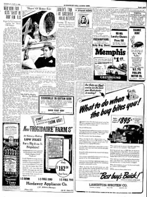 The Courier News from Blytheville, Arkansas on May 9, 1940 · Page 9