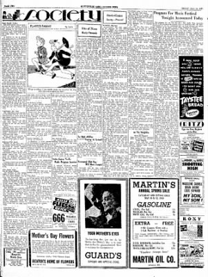The Courier News from Blytheville, Arkansas on May 10, 1940 · Page 2
