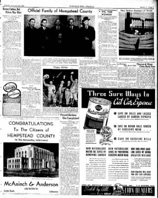 Hope Star from Hope, Arkansas on November 28, 1939 · Page 5