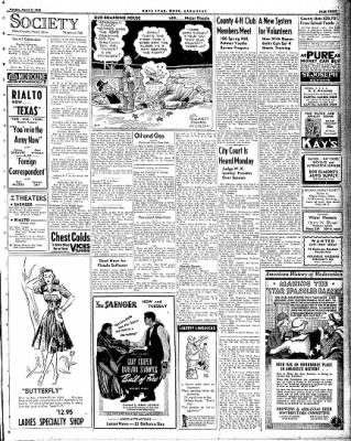 Hope Star from Hope, Arkansas on March 9, 1942 · Page 3