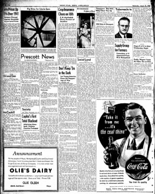 Hope Star from Hope, Arkansas on March 11, 1942 · Page 2