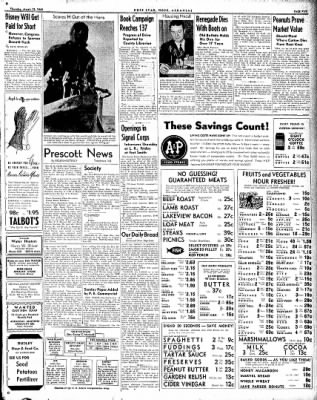 Hope Star from Hope, Arkansas on March 12, 1942 · Page 5