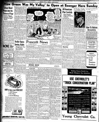 Hope Star from Hope, Arkansas on March 13, 1942 · Page 4