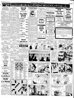 The Courier News from Blytheville, Arkansas on May 11, 1940 · Page 5