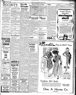 Hope Star from Hope, Arkansas on March 17, 1942 · Page 3