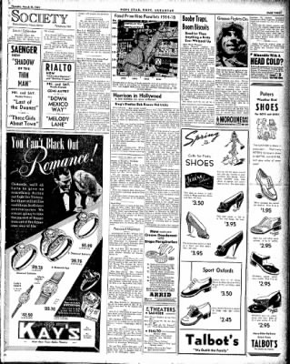 Hope Star from Hope, Arkansas on March 19, 1942 · Page 3