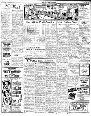 Hope Star from Hope, Arkansas on December 9, 1939 · Page 3