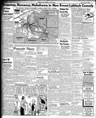 Hope Star from Hope, Arkansas on March 20, 1942 · Page 4