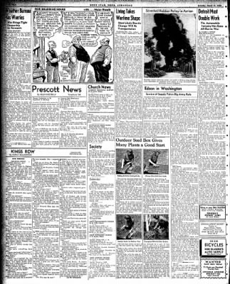 Hope Star from Hope, Arkansas on March 21, 1942 · Page 4
