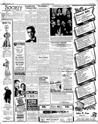 Hope Star from Hope, Arkansas on December 14, 1939 · Page 3