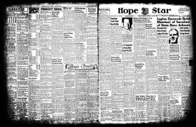 Hope Star from Hope, Arkansas on August 27, 1952 · Page 2