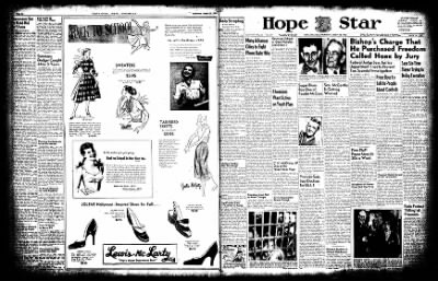 Hope Star from Hope, Arkansas on August 28, 1952 · Page 1