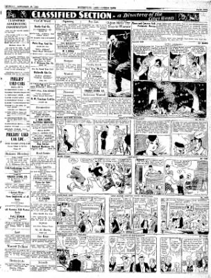 The Courier News from Blytheville, Arkansas on September 20, 1934 · Page 9