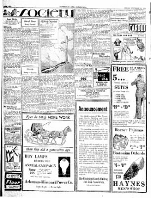 The Courier News from Blytheville, Arkansas on September 21, 1934 · Page 2