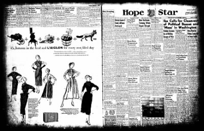Hope Star from Hope, Arkansas on September 2, 1952 · Page 2