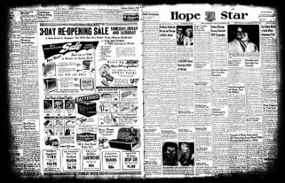 Hope Star from Hope, Arkansas on September 4, 1952 · Page 4