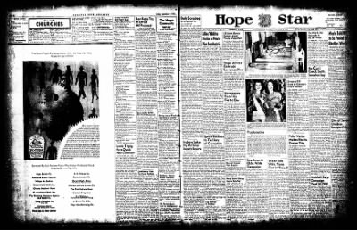 Hope Star from Hope, Arkansas on September 6, 1952 · Page 1