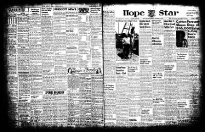 Hope Star from Hope, Arkansas on September 8, 1952 · Page 4