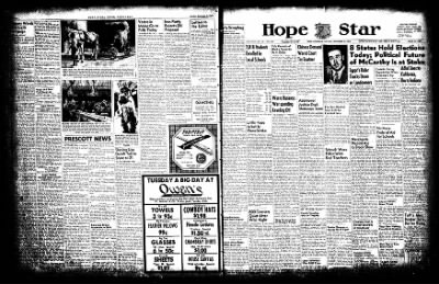 Hope Star from Hope, Arkansas on September 9, 1952 · Page 2