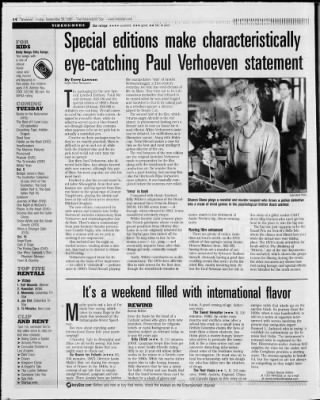 The Indianapolis Star from Indianapolis, Indiana on September 28, 2001 · Page 99