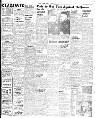 Hope Star from Hope, Arkansas on September 7, 1948 · Page 4