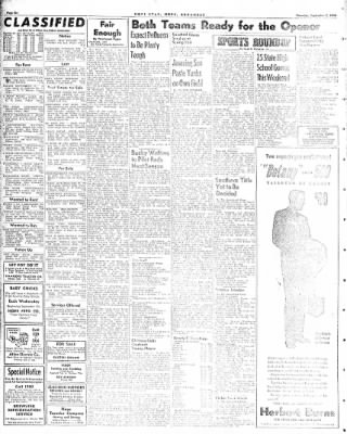 Hope Star from Hope, Arkansas on September 9, 1948 · Page 6