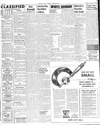 Hope Star from Hope, Arkansas on September 17, 1948 · Page 4