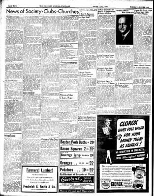 Freeport Journal-Standard from Freeport, Illinois on June 22, 1943 · Page 2