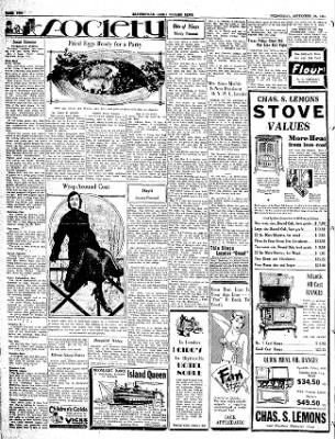 The Courier News from Blytheville, Arkansas on September 26, 1934 · Page 2